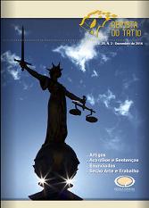 Capa Revista TRT 10 v. 20 n. 2