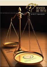 capa revista TRT 10 v. 20 n. 1